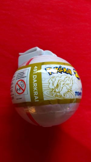 491 DARKRAI Pokemon 20th Anniversary Tomy Clip N Carry Limited Premium ball for Sale in Cypress, CA