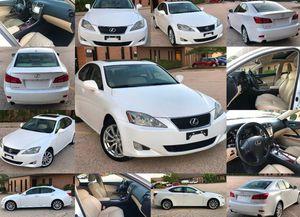 """2OO8 Lexus IS Cash""""Firm""""Price $12OO for Sale in Gainesville, VA"""