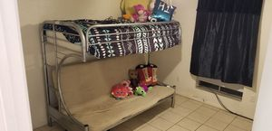 Bunk bed/futon. for Sale in Houston, TX
