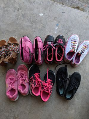 Girls Shoes And Boots for Sale in Crosby, TX