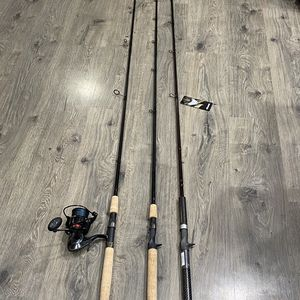 Okuma Rods And Reels for Sale in Port Orchard, WA
