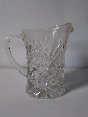 "Rare vintage Pressed Glass 5"" Mini Beer Pitcher Drink Mug for Sale in Cincinnati, OH"