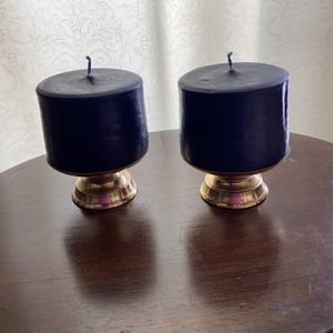 Navy Candles With Holders for Sale in Corona, CA