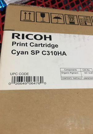 Cyan Print Cartridge for Sale in Inglewood, CA