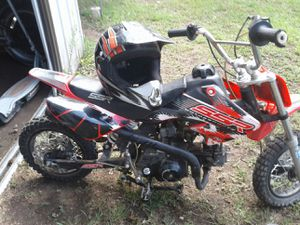 Ssr 50cc dirt bike for Sale in Bumpass, VA