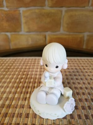 PRECIOUS MOMENTS GROWING in GRACE AGE 2 BLONDE 136212 1994 for Sale in Tampa, FL