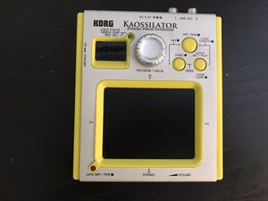 Korg Kaossilator for Sale in Bogota, NJ