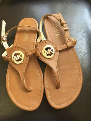Michael Kors sandals size6 for Sale in Chula Vista, CA