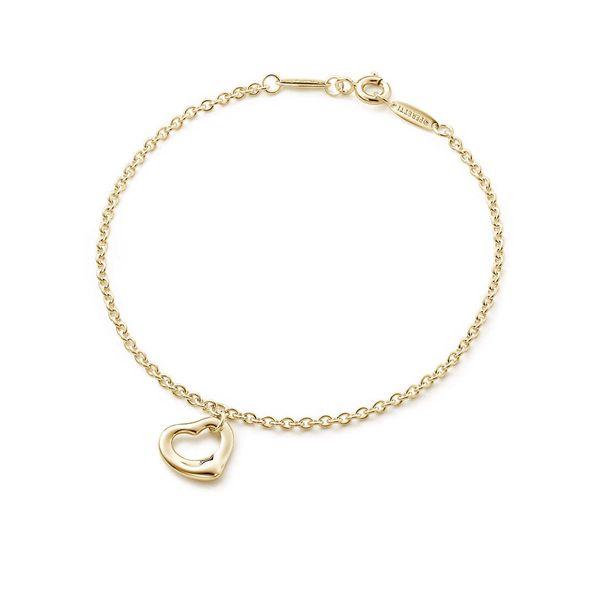 Tiffany open heart Bracelet- Elsa Peretti