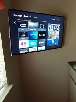 TV wall mounting. for Sale in Houston,  TX