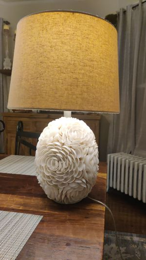 Shell lamp for Sale in Chicago, IL