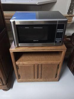 Small oak cabinet for Sale in Littleton,  CO