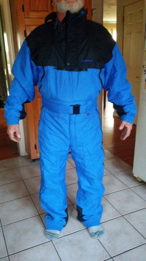 Large snowmobile/ski suit for Sale in Middlefield, CT