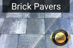 Brick Pavers _ for driveway and pool decks for Sale in Orlando, FL