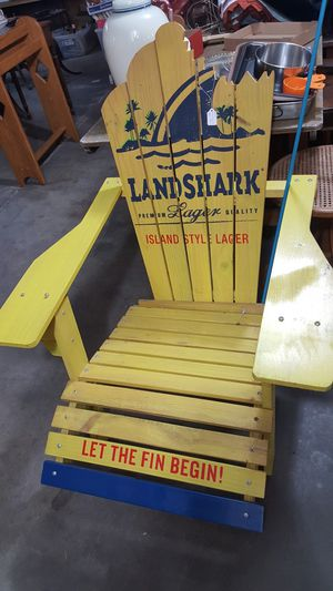 Land shark chair for Sale in Willshire, OH