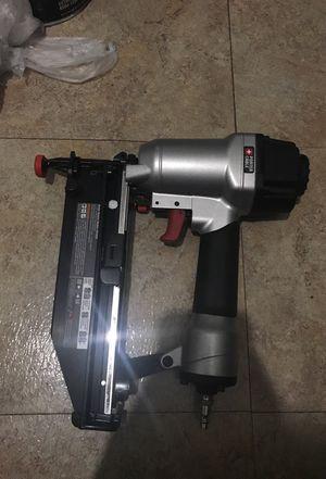 porter cable nail gun 16ga for Sale in Dallas, TX