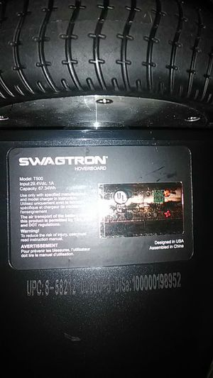 Swagtron hoverboard for Sale in Jacksonville, FL