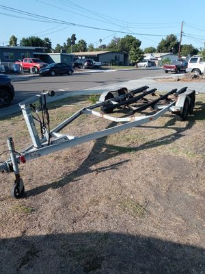 Boat trailer come and get it for Sale in Chula Vista, CA