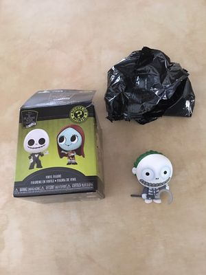 Nightmare Before Christmas Mini Figurine for Sale in Inverness, FL