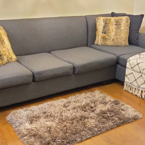 Grey Sectional Couch for Sale in Auburn, WA