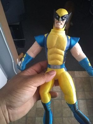 Wolverine doll for Sale in Bassett, CA