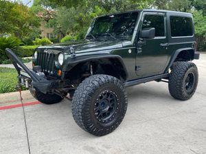 2011 Jeep Wrangler for Sale in San Antonio, TX
