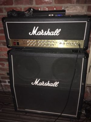 Marshall half stack for Sale in Portsmouth, VA