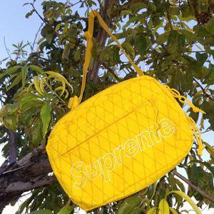 Supreme Yellow Cross Body FW18 for Sale in Las Vegas, NV