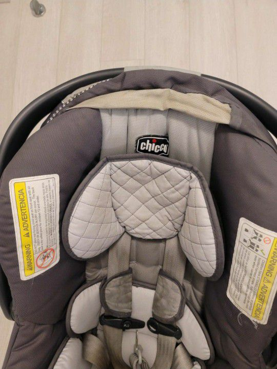 Car Seat With Base Chicco