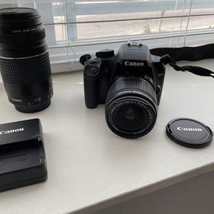 Canon EOS Rebel XS camera for Sale in La Habra, CA