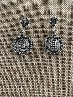 Vintage sterling silver earrings for Sale in Shreveport, LA