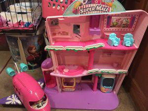 Shopkins mall /plane for Sale in Hudson, FL