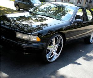 clean title fully loaded chevy 96 impala for Sale in Dallas, TX