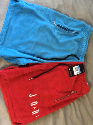 JORDAN SHORT BLUE/RED for Sale in Los Angeles, CA
