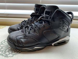 "Air Jordan 6 ""Black Cat"" Size 5.5Y for Sale in Orlando, FL"
