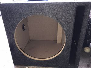 15 Subwoofer box for Sale in Stockton, CA