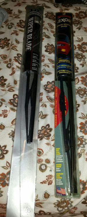 18mm windshield wiper blades for Sale in Evesham Township, NJ