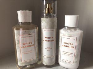 Bath & Body Works White Jasmine for Sale in Schaumburg, IL
