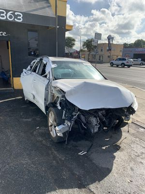 2016 Audi Q3 Part Out for Sale in Lynwood, CA