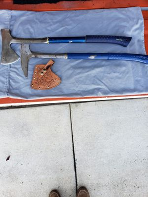 Eastwick axe and picaroon for Sale in Lodi, CA