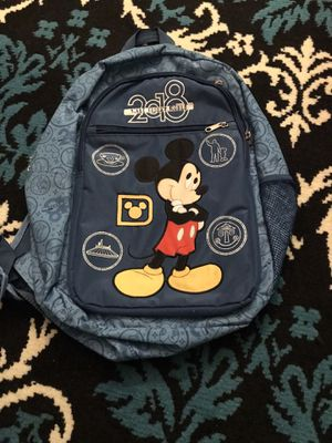 Mickey Mouse Disney World Backpack for Sale in Alameda, CA