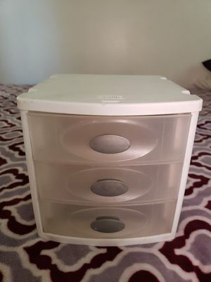 Small Plastic Drawers for Sale in Baldwin Park, CA