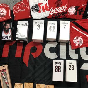 Blazers Basketball Lot for Sale in Portland, OR