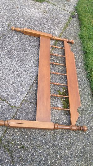Full bed frame for Sale in Tacoma, WA