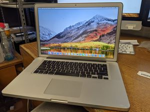 "MacBook Pro 15"" Early 2011 Quad Core i7 8gb 128gb SSD for Sale in Littleton, CO"