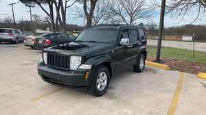 2011 Jeep Liberty 118k miles 4x4 For Sale ! for Sale in Arlington, TX