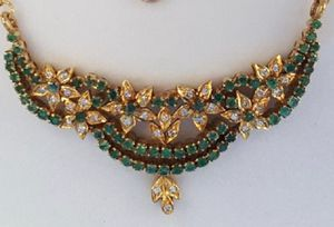 Gold , Diamond, emerald set for Sale in Fairfax, VA