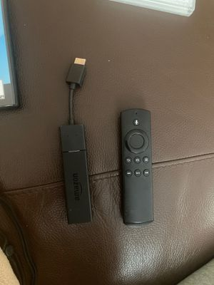 Amazon Fire Streaming Stick- 2nd Gen for Sale in Brooklyn, NY
