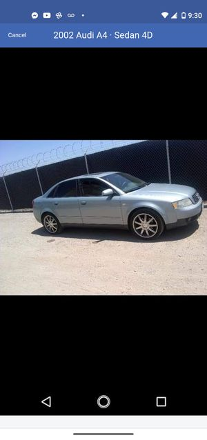 Audi 2002 for Sale in Oakland, CA