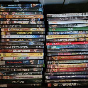 Selling DVDs 2.50 Each Price Is Firm. Venta de DVD 2.50 cada uno Precio Es Firme for Sale in Los Angeles, CA